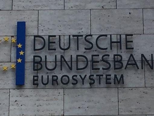 Bundesbank: Economía alemana puede contraerse drásticamente