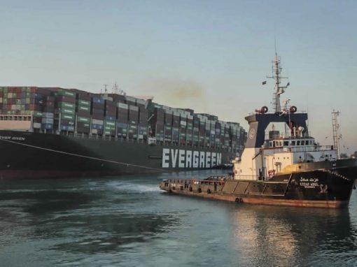 El Canal de Suez reabre a la navegación pero su bloqueo deja pérdidas millonarias