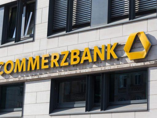 Commerzbank cierra oficina de representación en Venezuela y sucursal en Barcelona