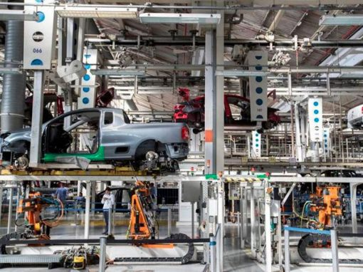 Producción industrial de Brasil se eleva en enero