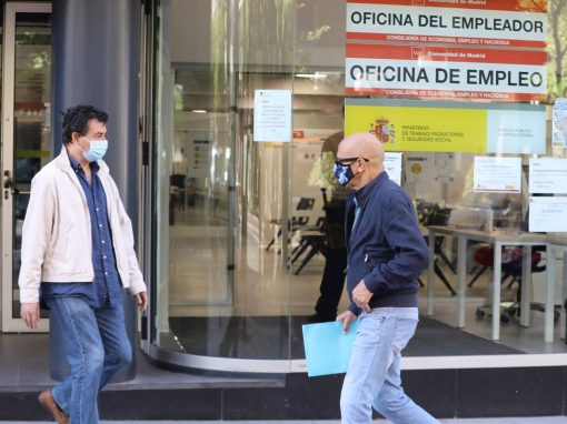 Más de 4 millones de españoles están desempleados