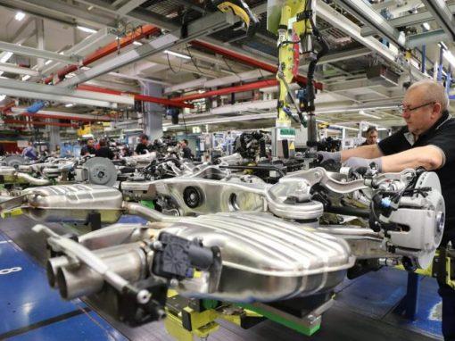 Producción industrial de Brasil cae inesperadamente en febrero