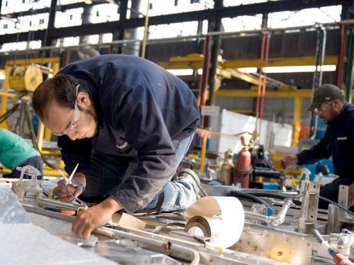 Producción industrial de Colombia cayó en febrero
