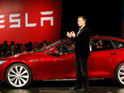 En marzo Tesla registró importantes matriculaciones interanuales en China