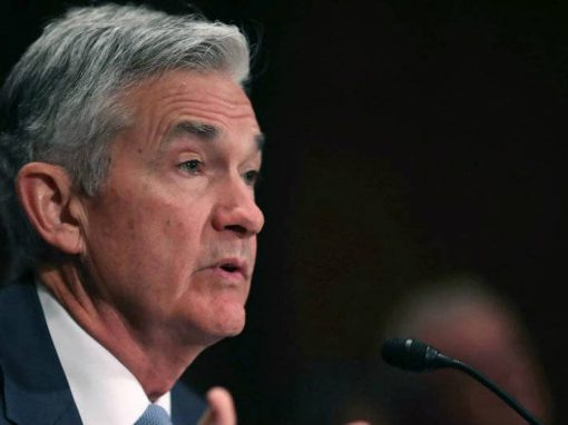 Powell: Tasas de interés no subirán hasta que se recupere mercado laboral
