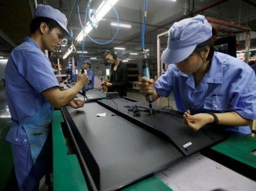 Sector industrial chino registró un aumento del 92,3% en marzo