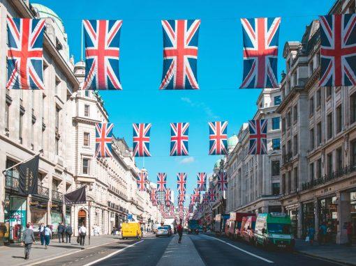 Deuda británica alcanza el 97,7% del PIB