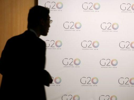 PIB del G20 subió en segundo trimestre de 2021 pero a un ritmo más lento