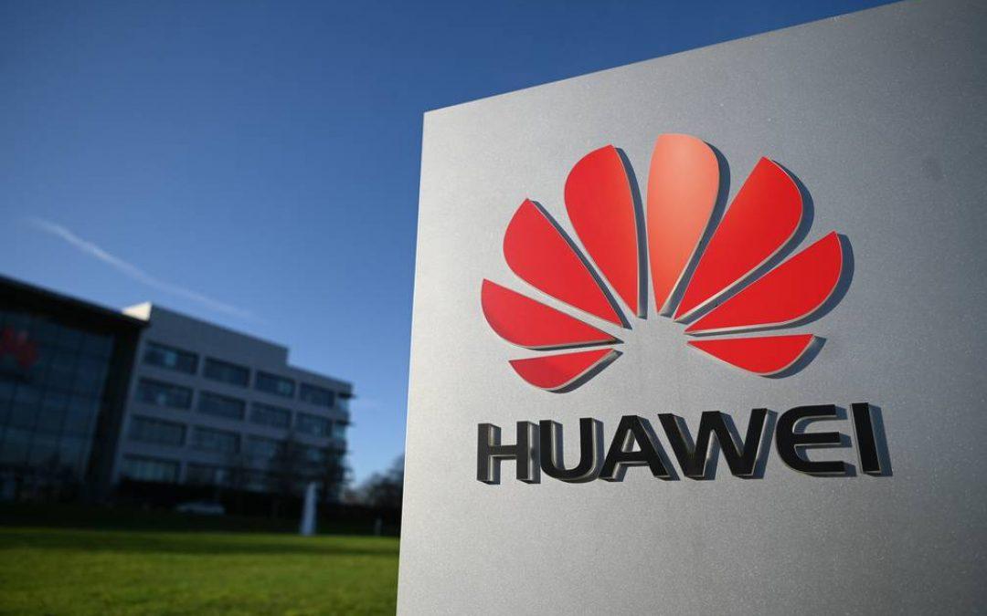 Las ventas de Huawei bajan un 16,5% en primer trimestre del año