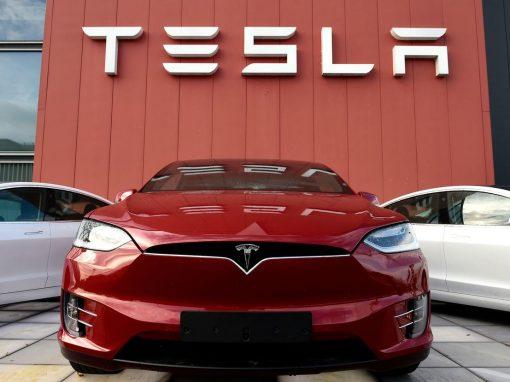 Tesla reporta entregas récord y eleva su valor de mercado
