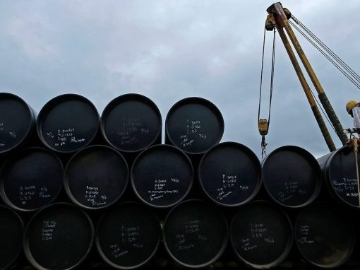 Exportaciones de petróleo iraní se mantienen por encima de niveles 2020 en abril