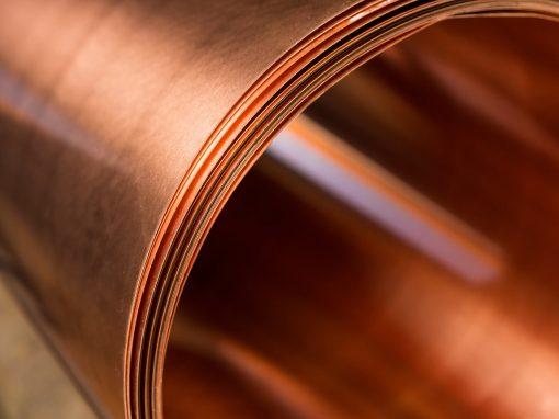 Precio del cobre alcanza nuevo máximo histórico