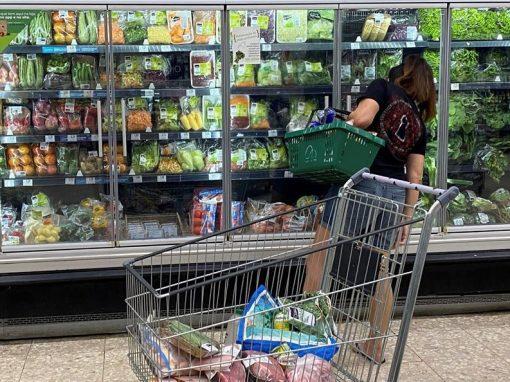 En marzo la inflación de Brasil alcanzó el nivel más alto desde 2015