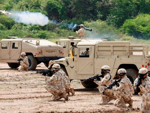 Gasto militar mundial alcanzó los USD 1.9 billones en 2020