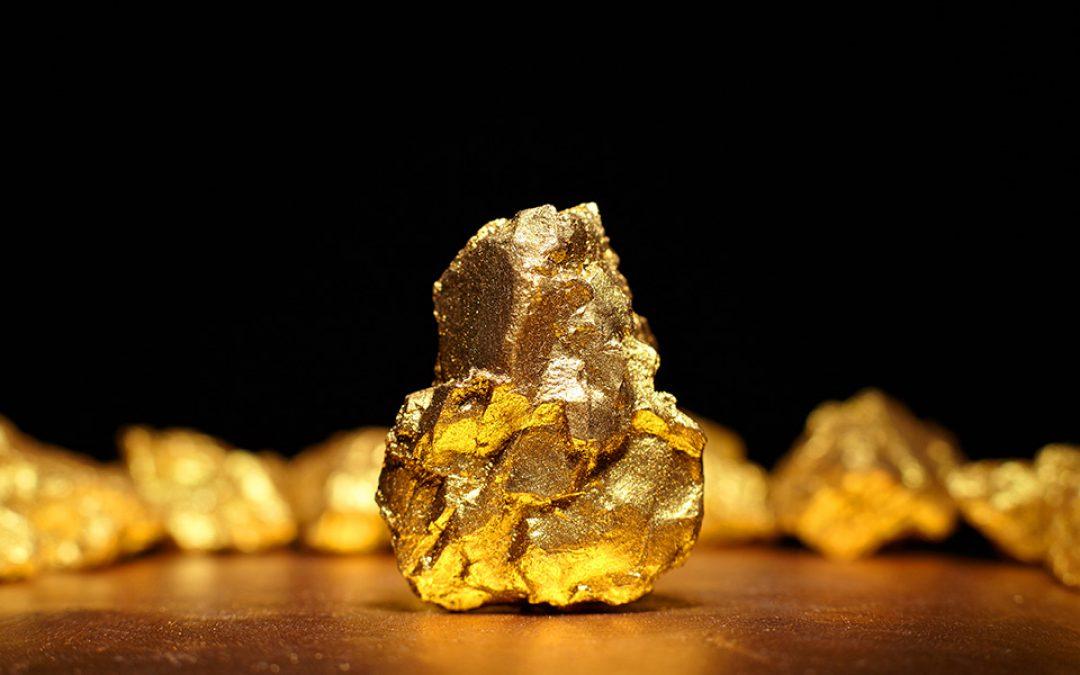 Oro avanza frente a la debilidad del dólar
