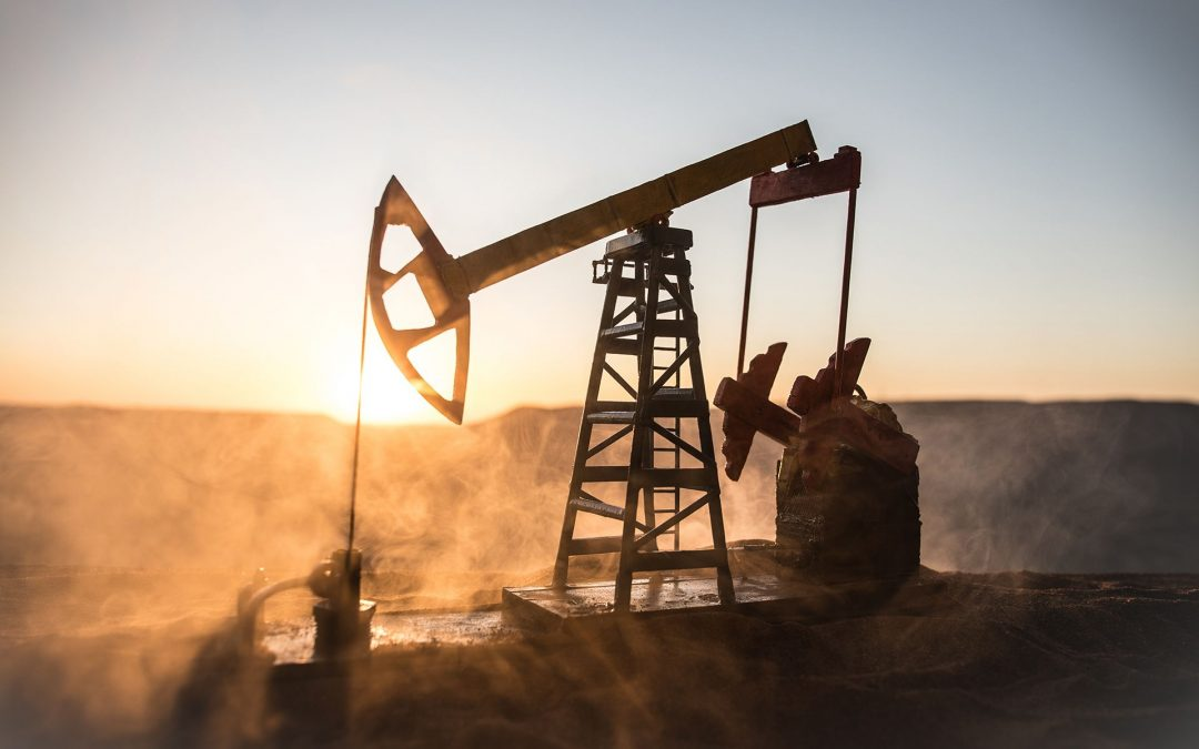Petróleo de Texas abre el viernes a la baja, pero encaminado a cerrar la semana en números verdes