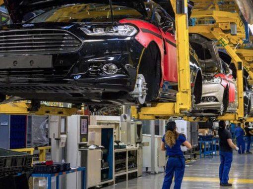 En España la producción de vehículos aumentó un 57% en marzo
