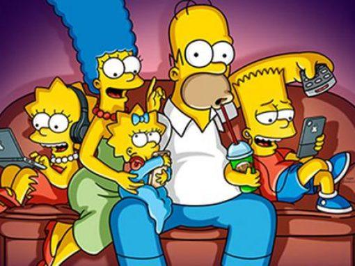 """Los Simpsons vaticinan un precio """"infinito"""" para el Bitcoin"""