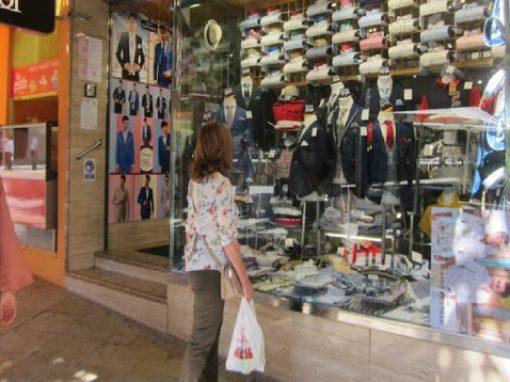 Comercio minorista de España repuntó en marzo
