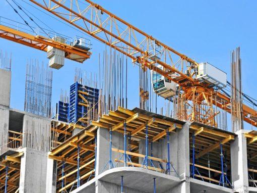 En España el sector de la construcción se recupera en marzo