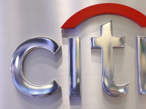 Citigroup planea ofrecer servicio de custodia y comercio cripto