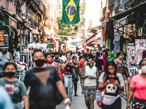 Confianza de servicios en Brasil registró máximo prepandémico en mayo