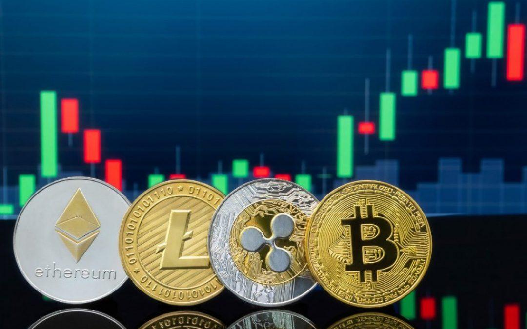 Mercado de criptomonedas cerró abril con mayoría de índices en verde