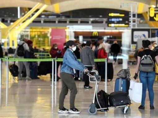 IATA: Tráfico de pasajeros aéreos será menor en 2021