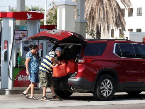 En EEUU se incrementa la escasez de combustible tras sexto día de cierre de gasoducto