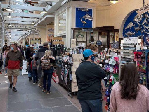 Economía de EEUU registró un crecimiento del 1,6% en primer trimestre