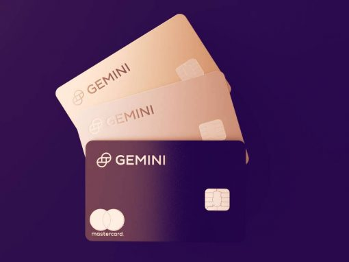Gemini y Mastercard lanzarán tarjeta de crédito con recompensas en criptomonedas este verano