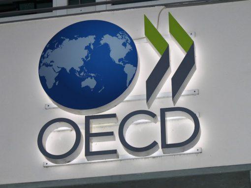 OCDE: La pandemia de Covid-19 eliminó 22 millones de empleos en las grandes economías