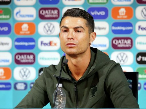 Cristiano Ronaldo hace perder USD 4.000 millones a Coca-Cola