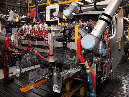 La producción industrial de España se dispara en abril hasta un máximo histórico