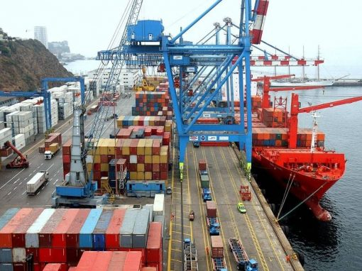 Exportaciones japonesas registran récord de 41 años