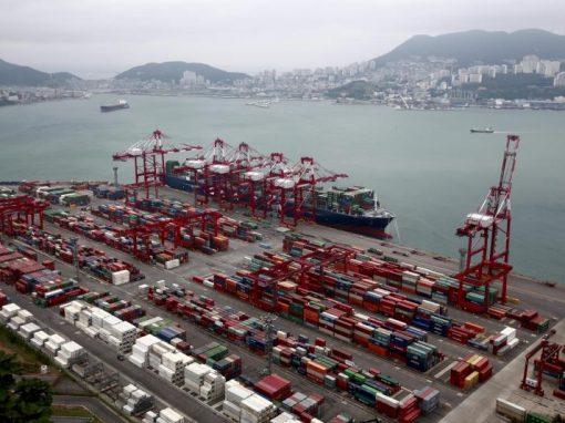El superávit comercial de Corea del Sur se elevó en mayo