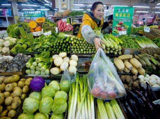 La inflación mayorista en China alcanza máximos desde septiembre 2008