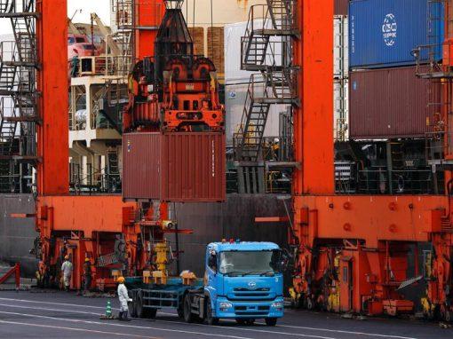 Japón registró un superávit corriente de € 9.916 millones en abril