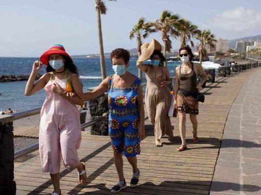 El turismo español registra señales de recuperación en abril