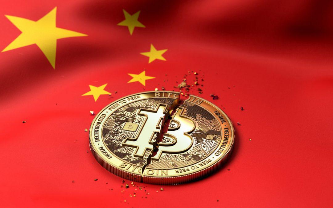 China ratifica a bancos la prohibición sobre las criptomonedas