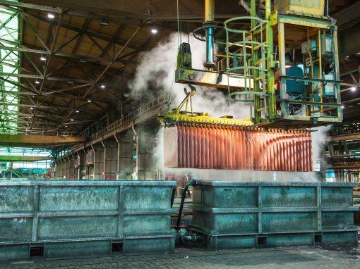 China liberará reservas de cobre, aluminio y zinc para estabilizar precios
