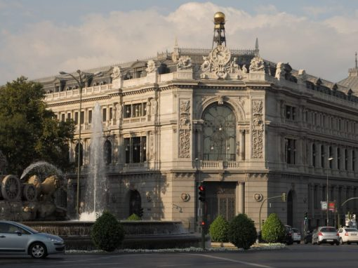 Banco de España prevé un crecimiento del 2,2% en abril-junio