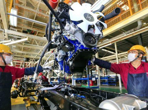 PMI de manufactura china se aceleró en mayo