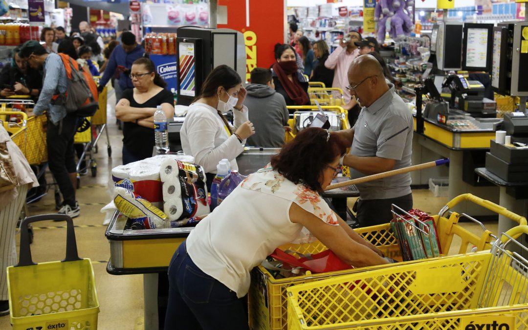 Colombia registró una inflación de 1% en mayo