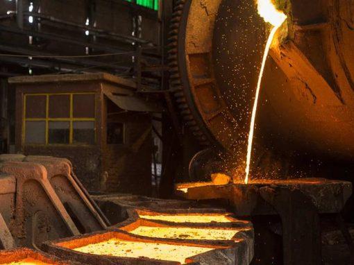 Actividad de fundición global de cobre logró nuevo máximo en mayo