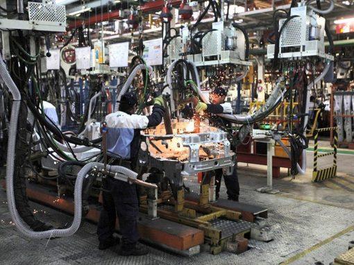 La producción industrial en Italia creció en abril por quinto mes consecutivo