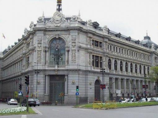Deuda pública española registra la primera baja en abril tras cinco meses de récord