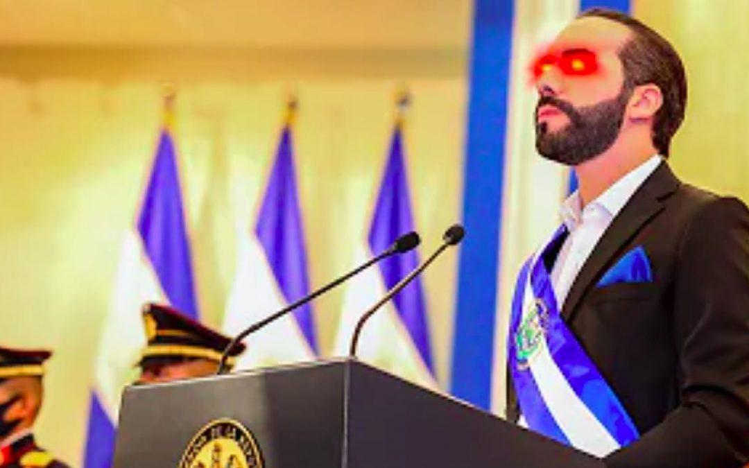 Bukele defiende la ley Bitcoin: El Salvador nunca había tenido un proyecto de digitalización tan masivo