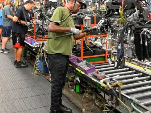 Sector manufacturero de EEUU alcanzó su ritmo más rápido en mayo