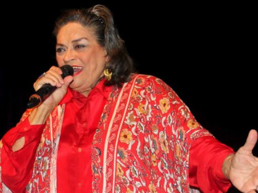 Cantante venezolana Soledad Bravo confirma su recuperación del covid-19 agradeciendo al país y la empresa que la apoyó